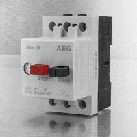 WAP AEG 35/003 SPOUŠTĚČ MOTOR. MBS25 0,63-1A 3-PÓL, wpr239