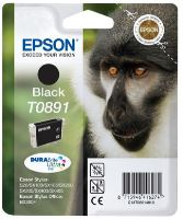 EPSON cartridge T0891 black (opice) C13T08914011