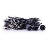 Spojovací LED řetěz – záclona, 1×2m, teplá bílá, 1534990050