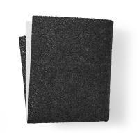 Tukový a Uhlíkový Filtr pro Digestoře | 57 cm × 47 cm | 2 Kusy Nedis CHFI110UNI
