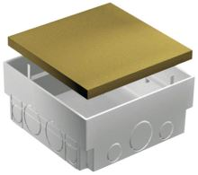 P OPTILINE KRABICE PODLAH PLAST 75-95X183X183MM ISM50320