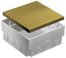 SCHN OPTILINE KRABICE PODLAH PLAST 75-95X183X183MM ISM50320
