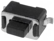 Mikrospínač SMD, 3x6mm