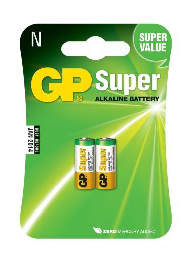 Alkalická speciální baterie GP 910A, blistr, 1021091012