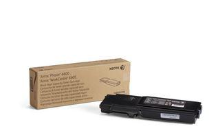 Xerox Toner Black pro Phaser 6600/WC 6605 (8.000 str.)
