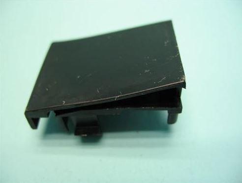 Držák skla dveří pravý, sporák AMICA 8028449