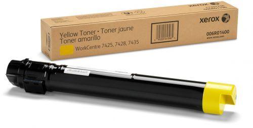 Xerox Toner Yellow pro WorkCentre 7525/30 (15.000s)