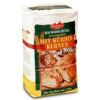 Směs na chleba - dýňový chléb - Küchenmeister KM13