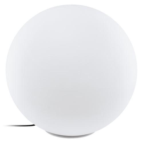 EGLO SVÍTIDLO LED 98108 MONTEROLO-C 1X9W E27-LED-RGBTW-A60 VENKO. PLAST BÍLÁ