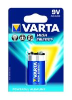 Baterie  Varta High Energy 6LR61 9V