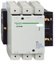 SCHN TESYS STYKAČ 3P 185A 230VAC LC1F185P7