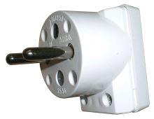 Vidlice úhlová bílá 5536-2154, 3108160200