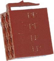 Konektor UNI ISO repro bez kabelů, 25001