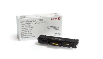 Xerox Toner Black pro Xerox Phaser 3052, 3260/ WorkCentre 3215, 3225  (3.000 str.)