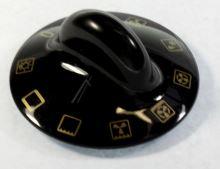 Knoflík kGE5-1 IS K44 NGVAII 9011/150