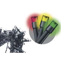 500 LED řetěz, 50m, multicolor, časovač, 1534081065