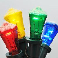 Žárovka Lucerna barevná 20V/0,1A, balení 36 ks, cena za 1 ks