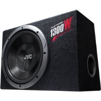 CS BW120 SUBWOOFER DO AUTA 1300W JVC