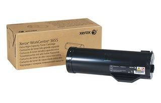Xerox Toner Black pro WC3655  (25900 str)