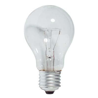 Žárovka E27 60W/24V montážní lampy