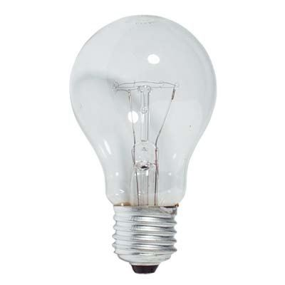 Žárovka otřesu vzdorná E27 60W