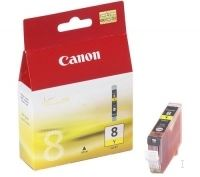 Canon cartridge CLI-8Y Yellow (CLI8Y), 0623B001