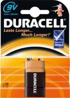 Baterie Duracell Basic 9V / 6LR61 / MN1604 K1