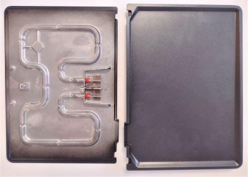 Náhradní deska grilu spodní hladká GR 7010 / 1 CATLER / SAGE