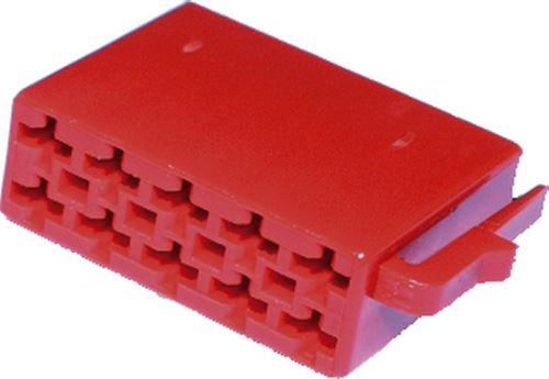 Konektor UNI ISO 10-pinový bez kabelů, 25007