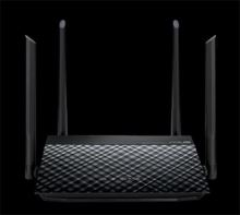 ASUS RT-N19, Vysokorychlostní WiFi router N600 s časovým plánováním, podporou IPTV a velikým dosahem pokrytí 90IG0600-BN9510