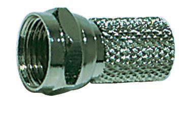 Konektor F vidlice pro koax CB50, CB100