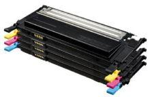 HP - Samsung sada tonerů (CMYK) CLT-P4092C pro CLP-310/315/CLX-3170/3175 - 1500/1000 str. SU392A