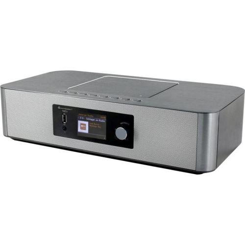 Internetové rádio s DAB a CD Soundmaster HighLine ICD2020