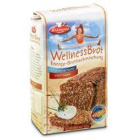 Chlebové směsi celozrnné - Wellness Energy