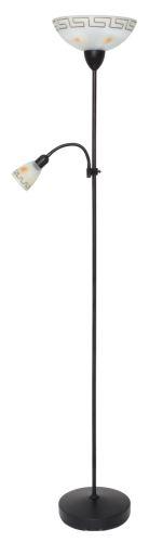 Rabalux 6968 Etrusco, floor lampa with reading arm, H183cm