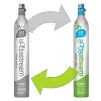 Plyn CO2 výměnný, náhradní náplň Sodastream