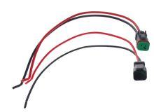 profesionální vodotěsný konektor DT samice+samec, 42dt