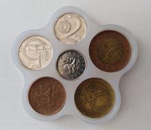 Zásobník na mince - drobák