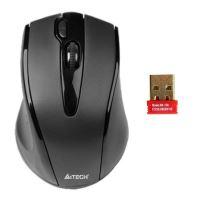 A4tech G9-500F-1 V-track, bezdrátová optická myš, 2.4GHz, 2000DPI, 15m dosah, USB, G9-500F-1