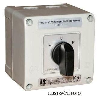 AMPERE SPÍNAČ LK25R/3.8368 OB2 L-0-P