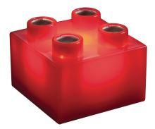 Light Stax Rozšiřující Sada Puzzle Červená Light Stax M-04003