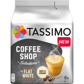 TASSIMO FLAT WHITE KAPSLE 8ks TASSIMO