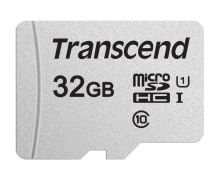 Transcend 32GB microSDHC 300S UHS-I U1 (Class 10) paměťová karta (bez adaptéru)