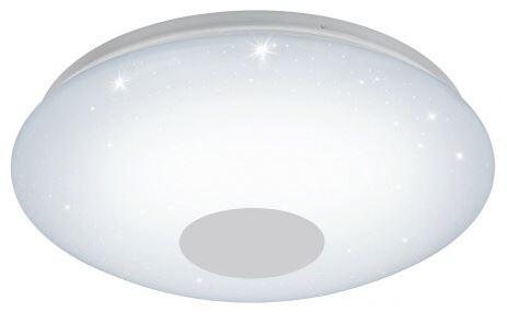 EGLO SVÍTIDLO LED 95972 VOLTAGO 2, 20W 1800LM 2700-6500K, PŘIS., BÍLÁ