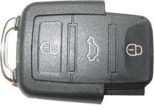 Náhr. obal ovladače pro Škoda, VW, Seat, 3-tlačítkový, 48VW108