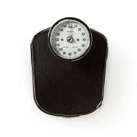 Analogová osobní váha, retro design Nedis PESC110ABK