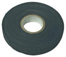 Izolační páska textilní 19mm / 10m černá, 2002191020