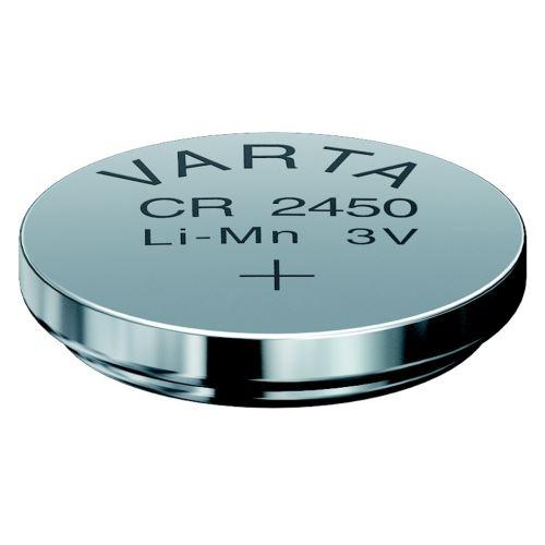 Baterie CR 2450 Varta lithiová