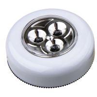 3× Samolepíci LED světlo P3819, 12 lm, 3× AAA, 1440033100