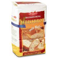 Směs na chleba - světlý sendvičový chléb - Küchenmeister KM8